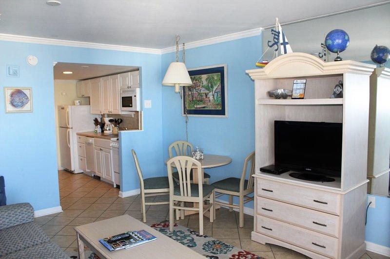BlueWater Resort Living Area (2)