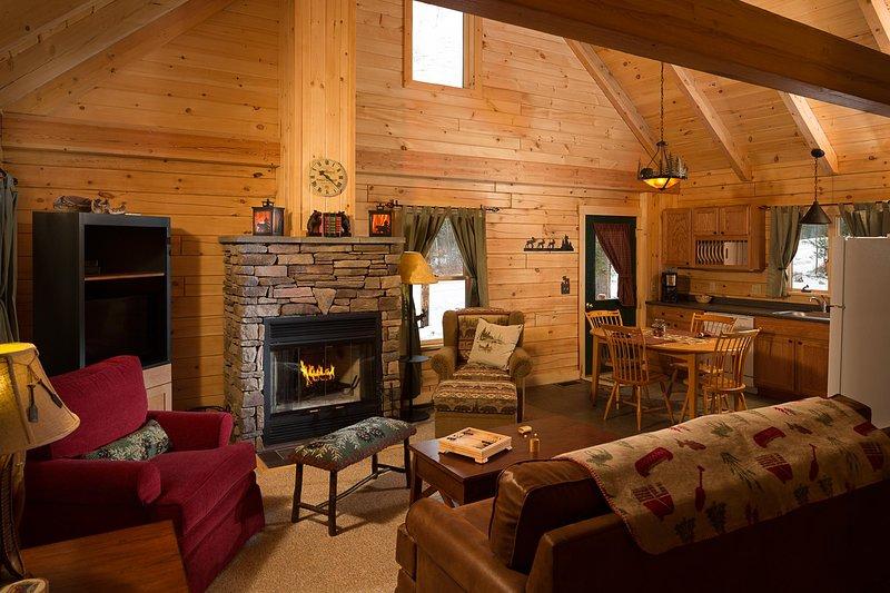 Rangeley Lake Resort Área de vida