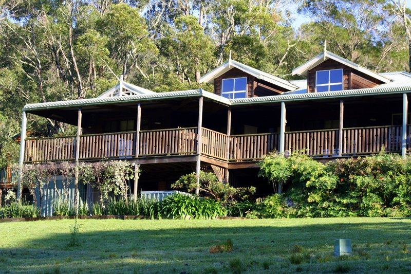 Blackwattle at barrington tops, Country living at its best, seen on TV Weekender, holiday rental in Fosterton