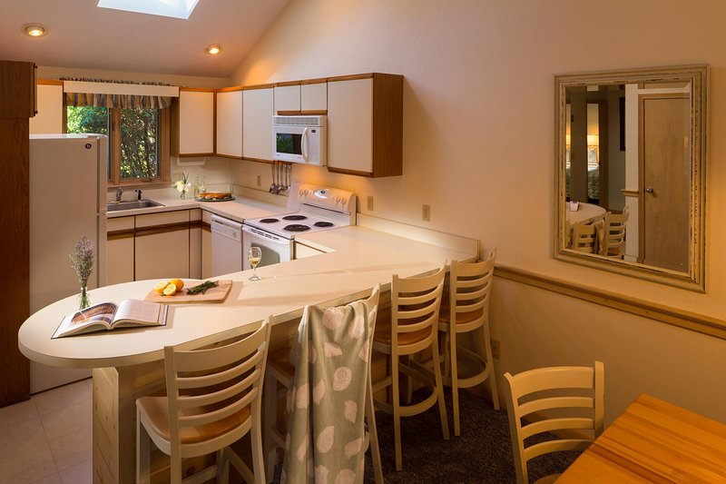 Southcape Resort and Club Two Bed Unit Kitchen
