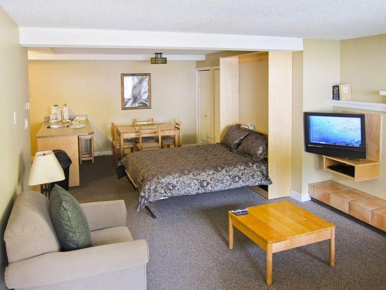 Panorama Vacation Retreat Studio with Murphy Bed