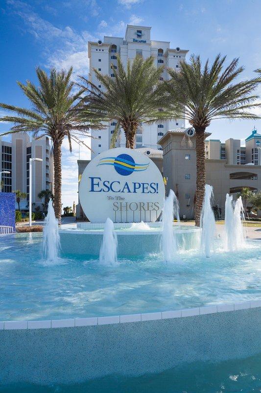 Rivages à Orange Beach Resort Sign