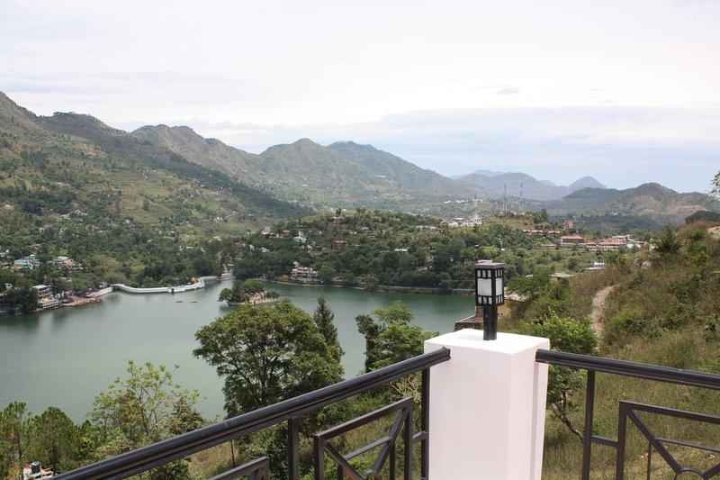 View from Shambhal frontyard