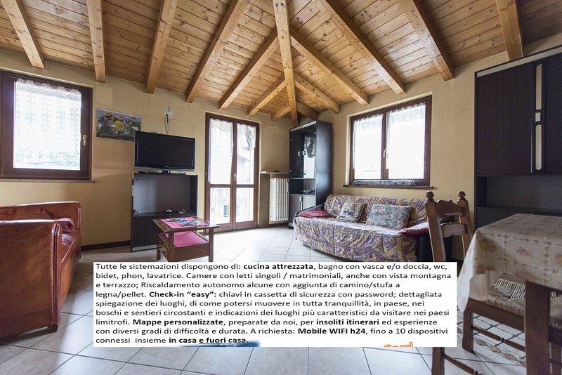 2 recensioni e 24 foto per casa vacanze alpi orobie aggiornato al 2019 tripadvisor serina - Estintore per casa ...