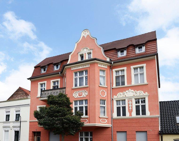 Studio-Apartment in Jugendstil-Villa