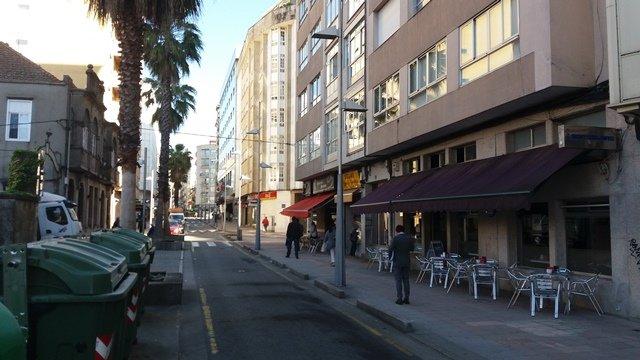 Fachada Avenida de Vigo