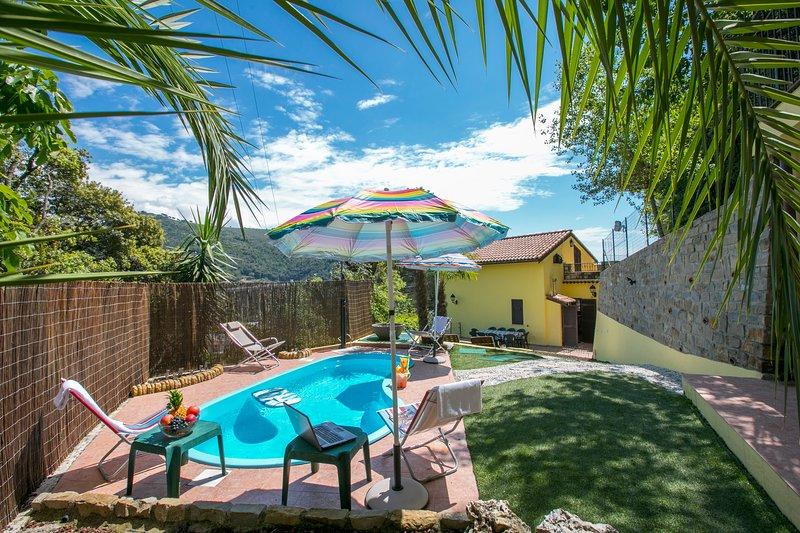 Villa Monte Enrico, holiday rental in Ventimiglia