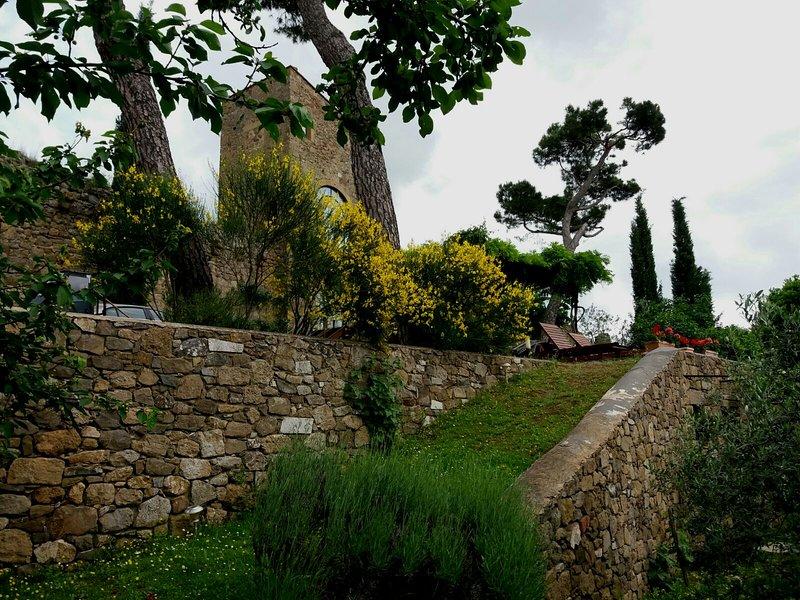 La Torre di Carlo, vacation rental in Pienza