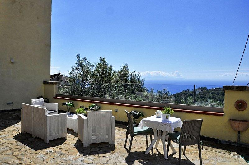 Casa Dolce Vita, holiday rental in Colli di Fontanelle