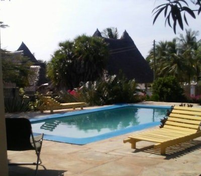 Spacious villa with swimming-pool, holiday rental in Diani Beach