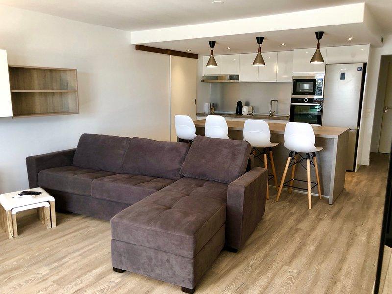 «Aux vents des Rhums», Appartement marina du Gosier, casa vacanza a Pointe-à-Pitre