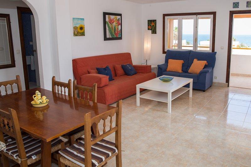 3 Bedroom apartment, location de vacances à Mojacar Playa