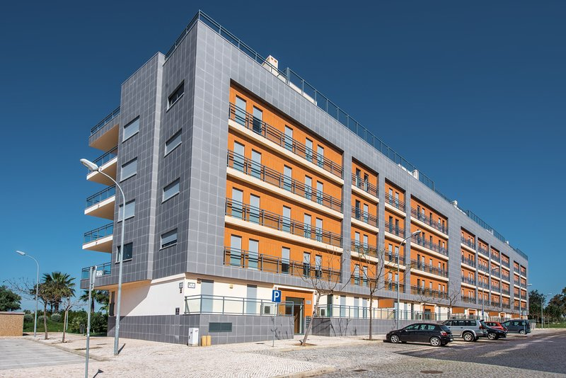 Apartamentos en la popular Marina Village