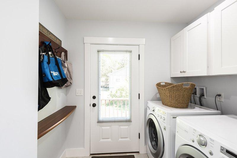Servicio de lavandería Área 1er nivel