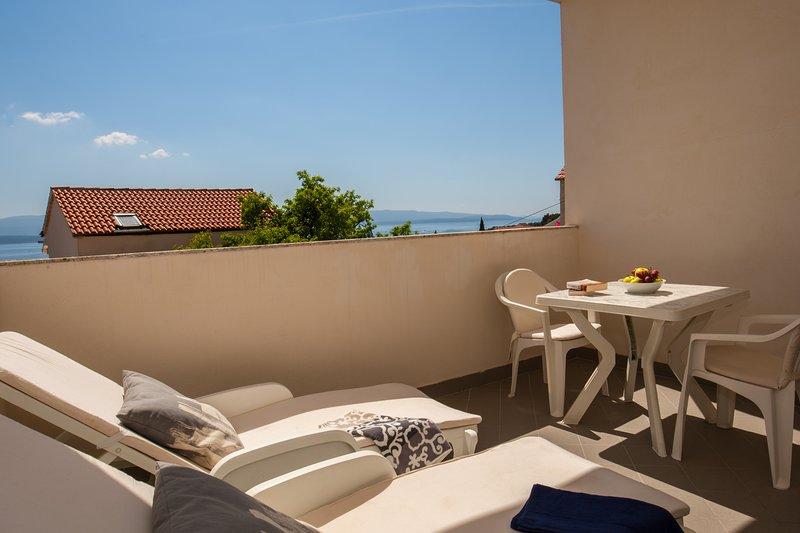 amazing view terrace