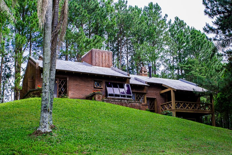 OM B&B + Spa é o local perfeito para recarregar as boas energias, aluguéis de temporada em Cachoeirinha