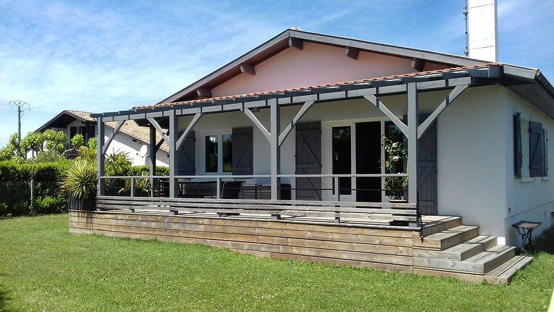 Casa típica de Arcachon