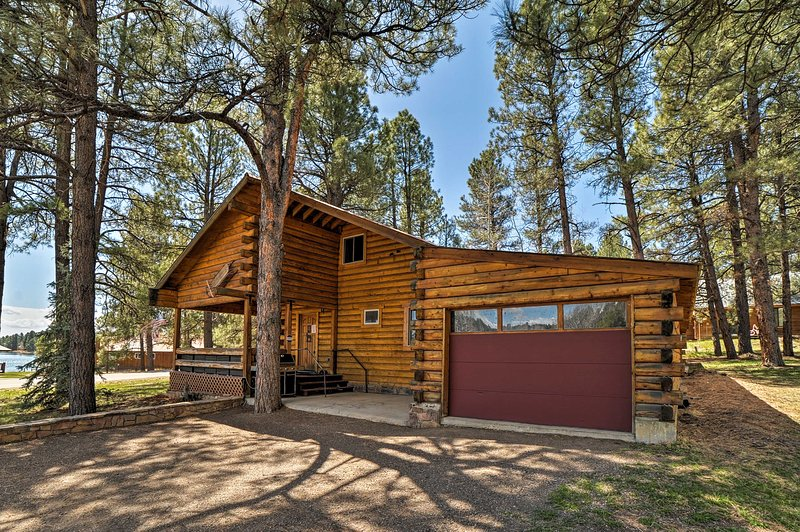 the wolf den cabin w pagosa lake mtn views updated 2019 rh tripadvisor com