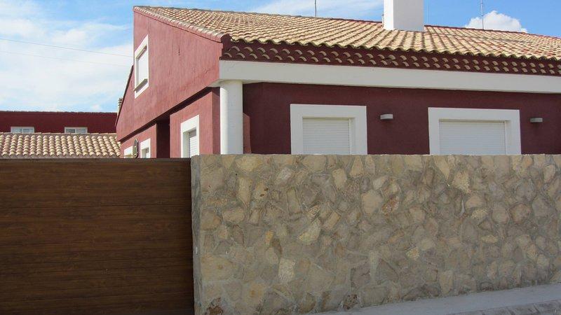 CASA RURAL LACASANA, alquiler vacacional en Casas de Ves