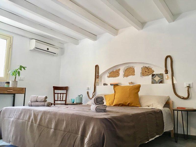 Donnafranca ospitalità siciliana relais, casa vacanza a Villaggio Mosè