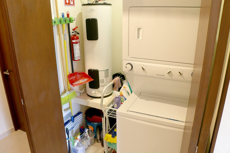 We also have all you need to have a clean vacation :)