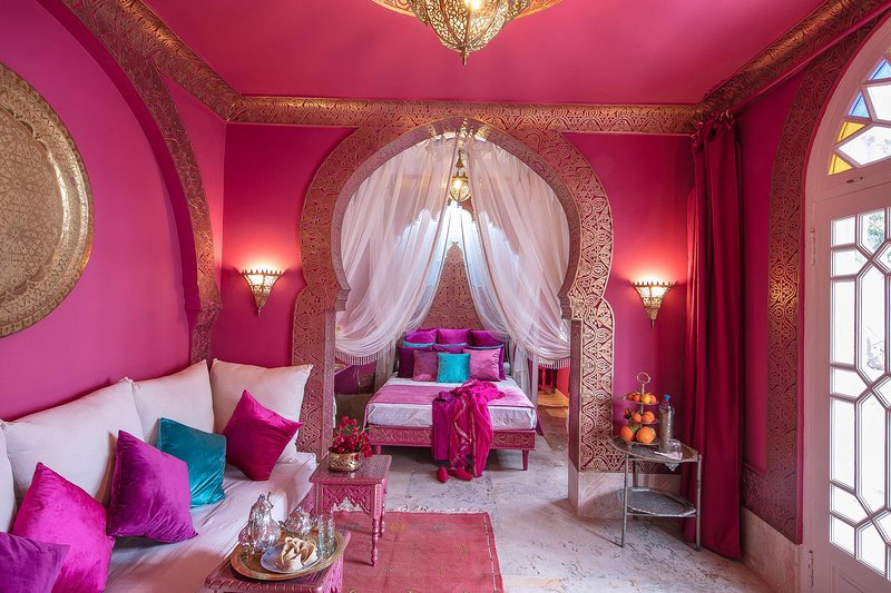 'RIAD DAR EL MALAIKA 'Suite Fuschia, holiday rental in El Jadida