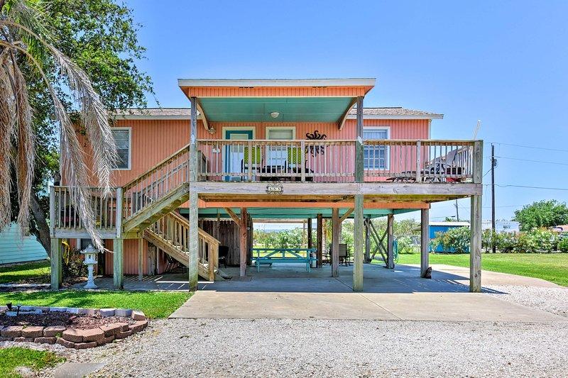 Quiet Port O'Connor House - Perfect for Fishing!, casa vacanza a Port Lavaca