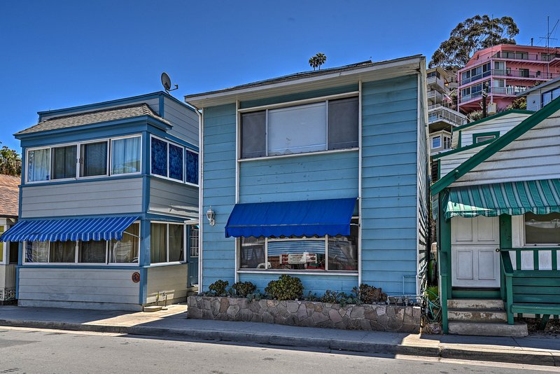 You'll love the ideal location of this Catalina Island duplex!