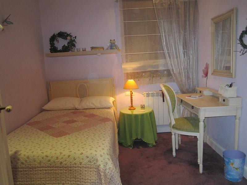 Habitación en León, vakantiewoning in Garrafe de Torio