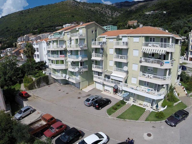 Apartments VAL, casa vacanza a Buljarica