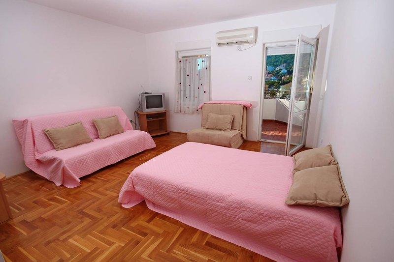 Studio Iris 12, vacation rental in Petrovac
