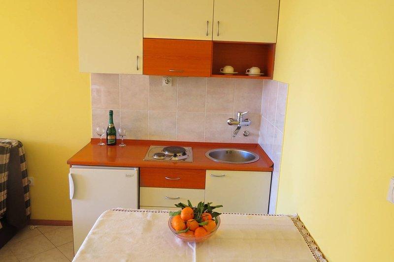 Studios Agnesa #3, vacation rental in Petrovac