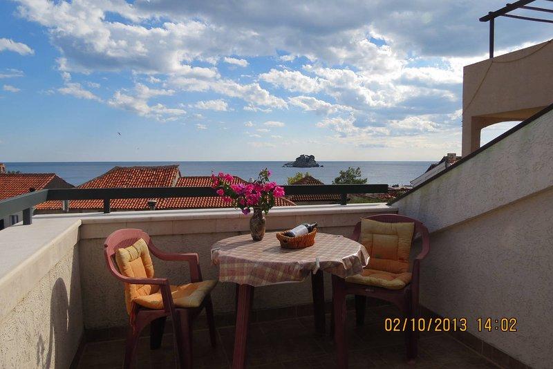 Apartments Vuković - Apartment 1/5 D, alquiler de vacaciones en Rezevici