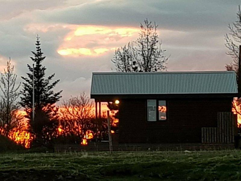 Litla-Grund Cottage, vacation rental in Saudarkrokur
