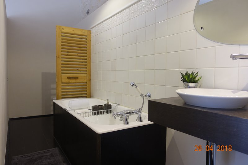 Das Mardelle - Badezimmer