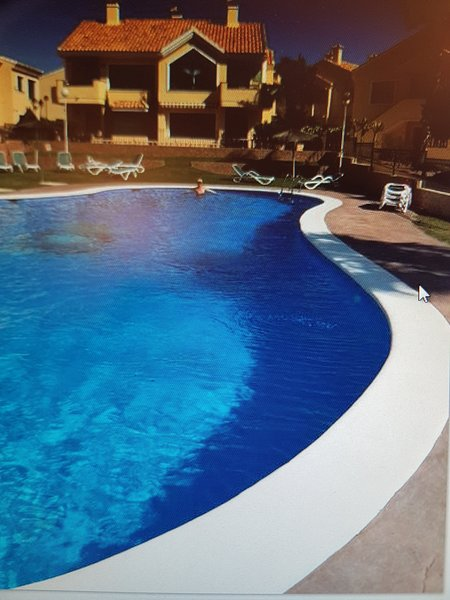 Beautiful apartment with sweeming pool view and sea view., casa vacanza a Dehesa de Campoamor