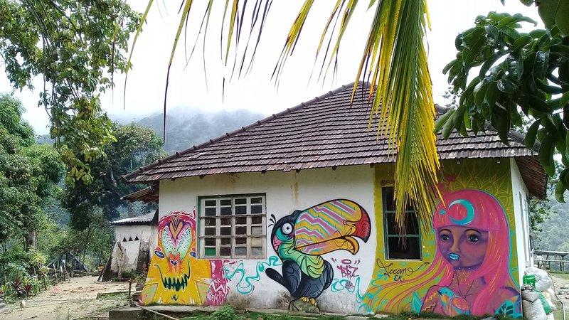 La Trinidad Hostel, holiday rental in La Tigrera