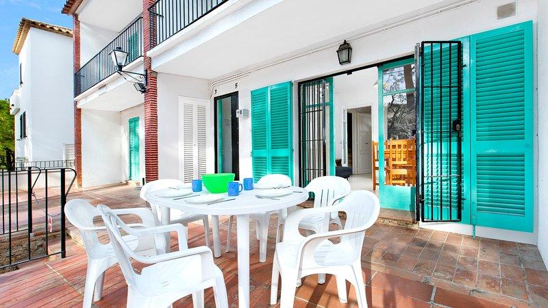 Geranis 1, vacation rental in Llafranc