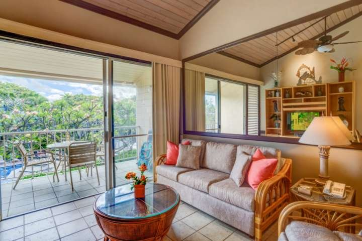 Beautiful Napili Shores E-243 - Fully Remodeled with upgraded finishes and furnishings!