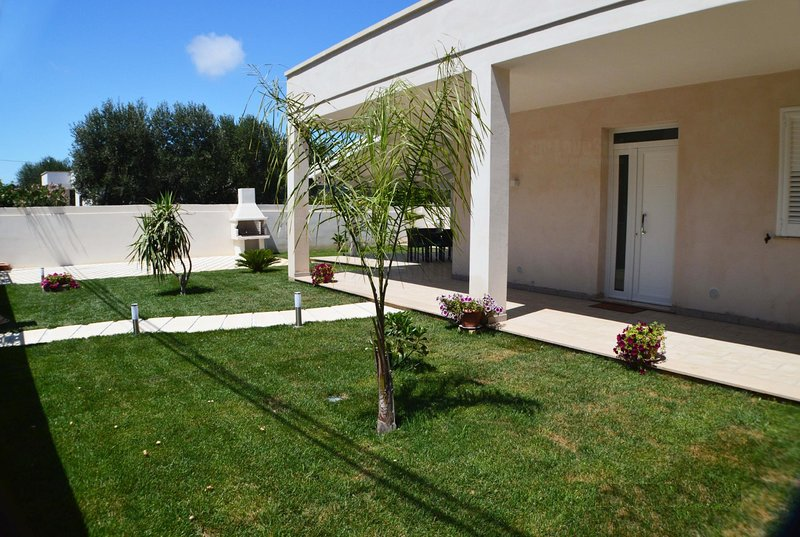 Elcisia luxe beach house, casa vacanza a Vernole