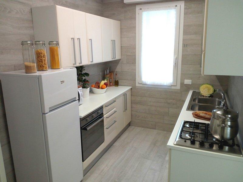 Residence diffuso Arcobaleno Appartamento Scola 01, vacation rental in Peglio