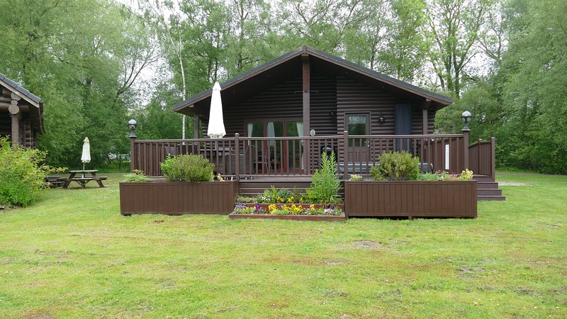 Holiday Lodge for Rent, vacation rental in Tattershall