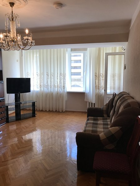 The apartment at the city center with sea view, vakantiewoning in Bakoe