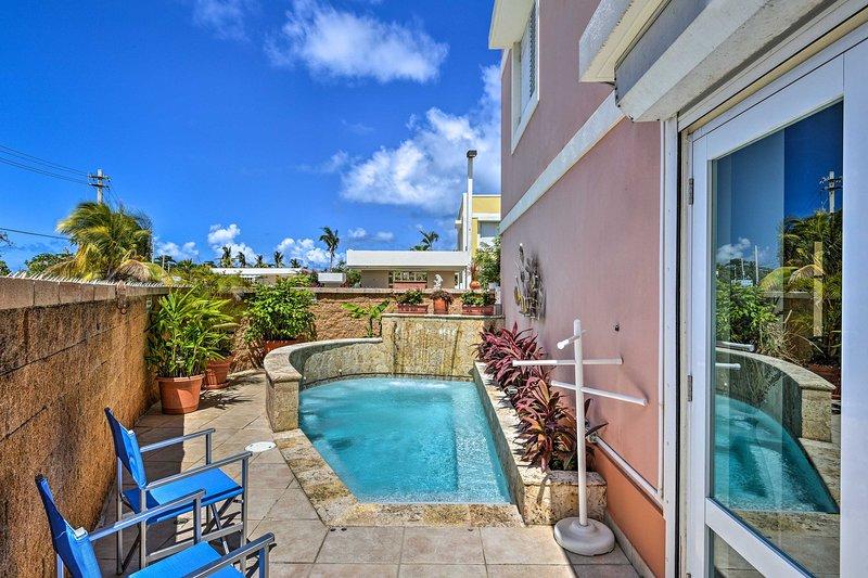 New Fajardo Townhouse W Private Pool Amp Ocean View Updated