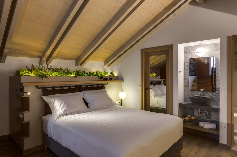 The attic hosts your dreams