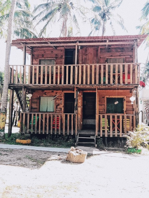Huts along the beach at the best price, do not miss this great opportunity