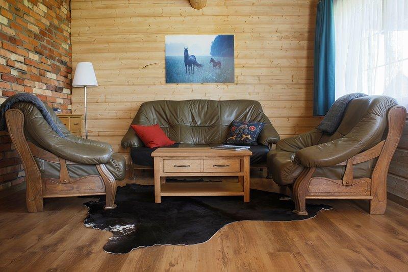 Kalniaus Sodyba, vacation rental in Sventoji
