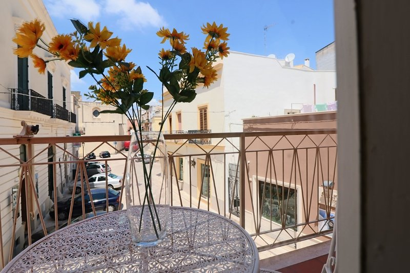 Holiday home Enver a Tuglie in Salento a few miles from Gallipoli and beaches, Ferienwohnung in San Simone