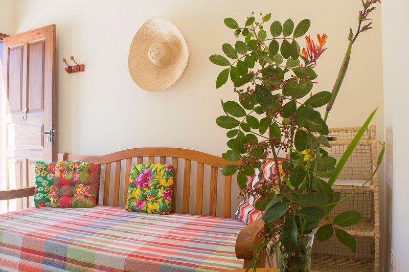 Paraty Beach Flat, holiday rental in Paraty