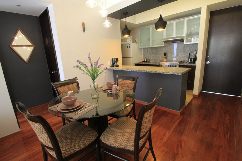 Boutique Apartment Downtown 7B, vacation rental in Mexico City